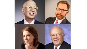 Listen to Seth Godin, Dan Rust, Gretchen Rubin and Ken Blanchard