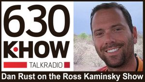 Dan Rust on the Ross Kaminsky Show